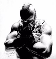 Bane - Gotham's Reckoning by ChristiaanR1990