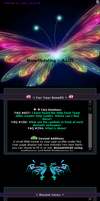 These Butterfly Dreams CSS by Asphyziata