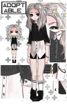[Open Auction]Adoptable+pixel doll. by Avvyraptor