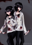 Genderbend! Jeff the Killer by IsaaCosta
