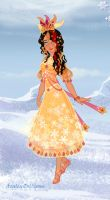 Snow Queen Maker Fire Princess of Hawaii by Taiya001