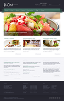 Gusteau WordPress Theme by PremiumThemes
