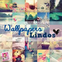 Wallpapers Lindos :3 by Lulybelen