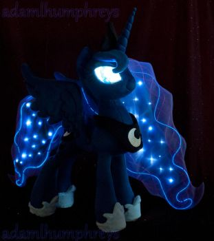 The Princess of the Night, OOAK ATM by adamlhumphreys
