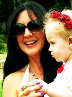 My Mom and Niece by CaitlynEdwards91
