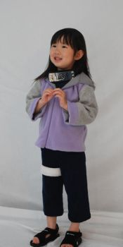 Little Hinata Cosplay 5 by DragonIllusions