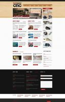 Web design CNC Machines by camilojones