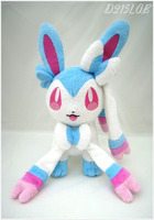 Shiny Sylveon Plush