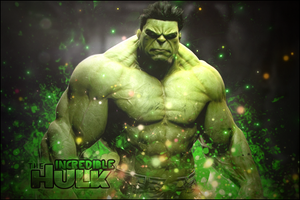 The Incredible Hulk by SavageVisuals