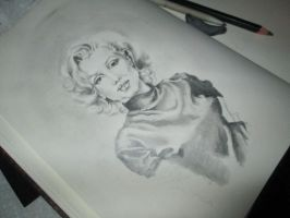 Marylin Manroe by yessica83