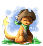 Mikemander by yassui