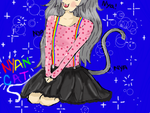 my nyan cat by mooliecatz