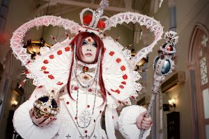 Trinity Blood Queen Esther by shiya606