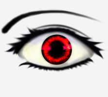 Red Eye by Faiell