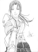 Claire Redfield Degeneration by ResidentEvilRealm