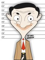 Mr. Bean all the way by Jfree