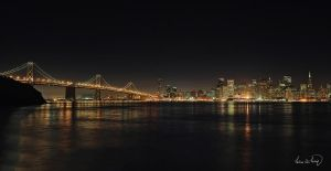 San Francisco Skyline III by tt83x
