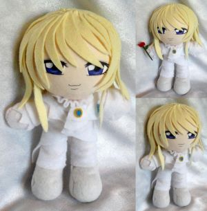 Mini Plushie, Lord Aleister Chamber by ThePlushieLady