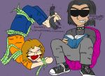 getting off the hook 2 by The-Great-Stash by neverb4