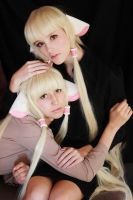 Daddy's Chobits by M00-chan
