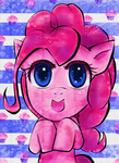 Pinkie Pie by FaithWalkers