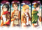 SNK by Pandastrophic