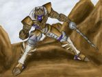 Dinobot MAXIMIZE by CounterPunch