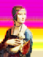 Lady With an Ermine III by UlfStubbe