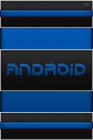 Android blue by Sony-Viao