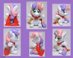 Sweetie Belle Sculpt by CadmiumCrab