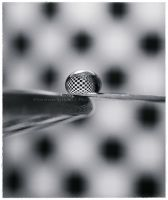 Black and White Checkers by GrotesqueDarling13