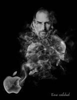 steve jobs by tinavav