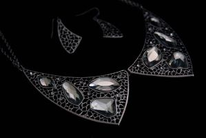 Necklace by raynorallen