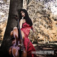 Sweet Cello V by gregkalamp
