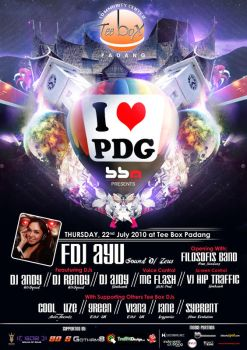 i love pdg by penry