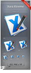 Icon Xara Xtreme by ncrow