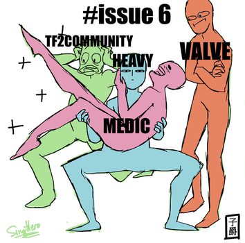 tf2 #issue6 reaction by Amely14128