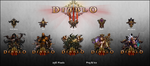 Diablo III - Icon Pack by Crussong