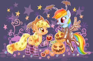 Happy Halloween by igriega13