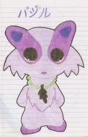 OC Jewelpet Basil by Alice-of-Africa