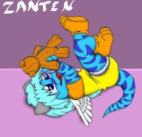 Nursery: Zanten's gift by AnimatedMW