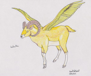 Age of Mythology TRL - Winged Ram