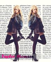 taylor momsen by awaywithhearts