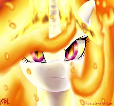 Solar Flare by ApplesToThe