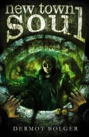 New Town Soul cover- draft 2 by paultheillustrator