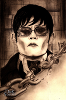 Dark Shadows Barnabas by Kelly11AtTheDisco