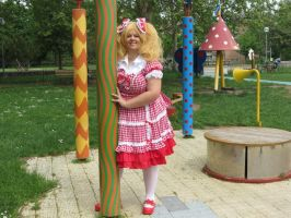 Candy Candy Cosplay 04 by LizCosplay1982