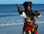 Aveline- locked n' loaded by fevereon
