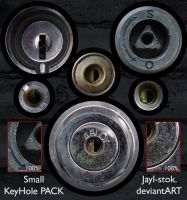 Small KeyHole Pack by JayL-stock