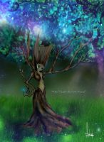 The Magic Tree by Zoehi